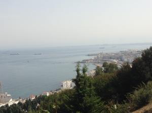 Algiers is simply beautiful.